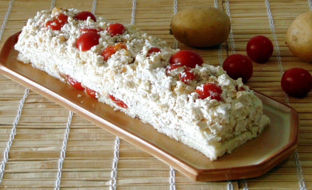 Plumcake Salato di Pancarrè